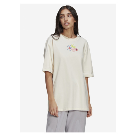 Adicolor Essentials Triko adidas Originals Bílá