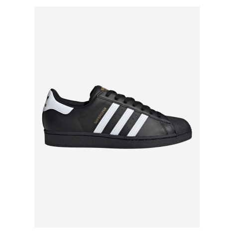 Superstar Tenisky adidas Originals Černá