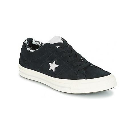 Converse One Star-Ox Černá
