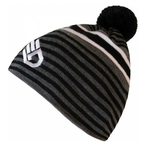 CROSS Zimní čepice 20200079 černá/šedá UNI Sensor