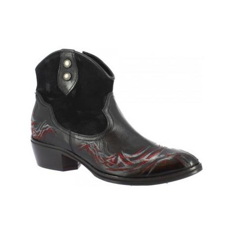 Leonardo Shoes 2017 INCAS NERO Černá