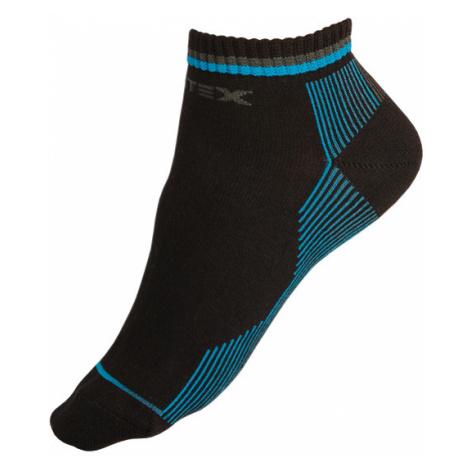 LITEX Sportovní ponožky polovysoké. 99637503 tyrkysová