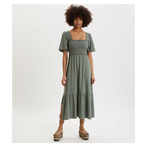 Šaty Odd Molly Peppy Dress - Zelená