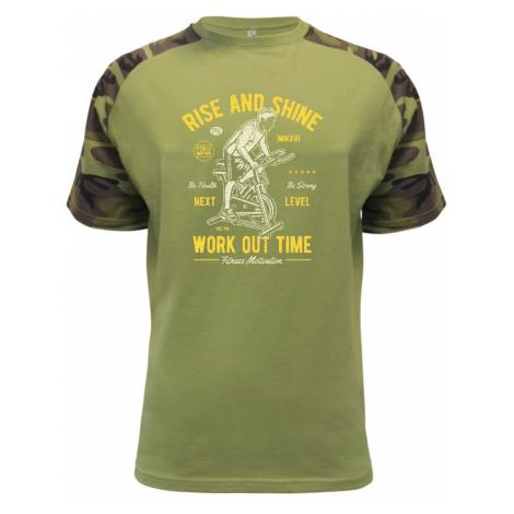 Work Out Time - Raglan Military