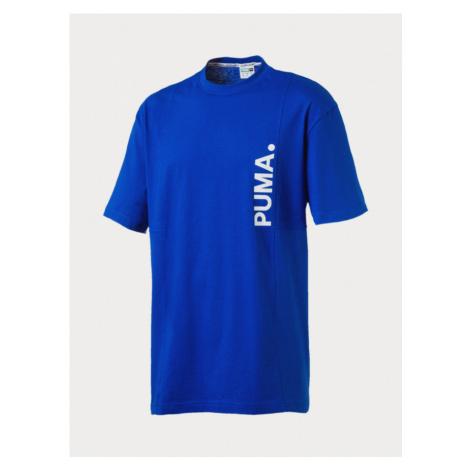Tričko Puma Epoch Tee Modrá