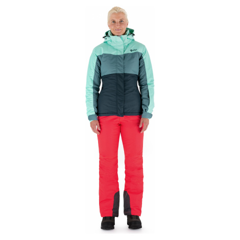 Dámská zimní bunda KILPI MILS-W modrá