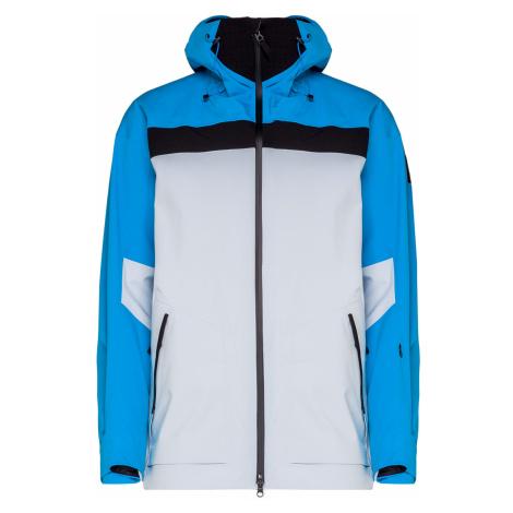 Lyžařská bunda Bogner HUGH bílá|modrá
