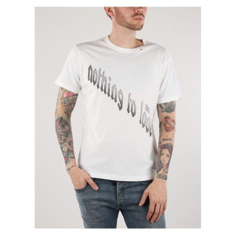Tričko Replay M3490 T-Shirts Bílá
