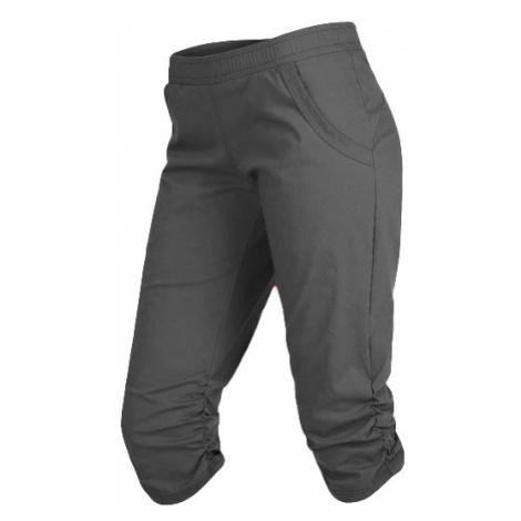 LITEX Kalhoty dámské bokové v 3/4 délce. 99563117 tmavě šedá