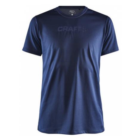 Pánské tričko CRAFT CORE Essence Mesh SS tmavě modrá