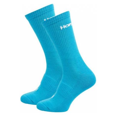Ponožky Horsefeathers Delete Premium blue