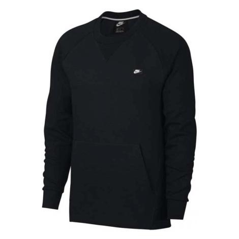 Nike Sportswear Optic Crew Hoodie Black černé 928465-010