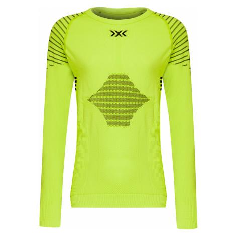 Tričko s dlouhým rukávem X-Bionic INVENT 4.0 zelená