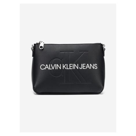 Camera Pouch Cross body bag Calvin Klein Černá