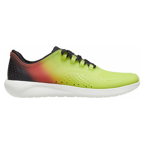 Crocs LiteRide Color Dip Pacer M Lime Punch/Almost White