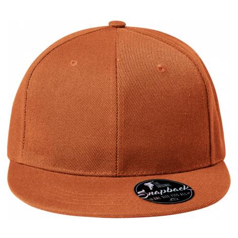 Malfini Rap 6P Čepice 30211 oranžová