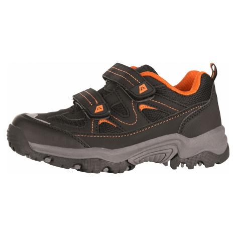 Dětská outdoorová obuv Alpine Pro LAXMI - černá