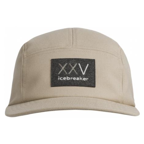 Čepice ICEBREAKER Adult Icebreaker Anniversary Hat, British Tan Icebreaker Merino