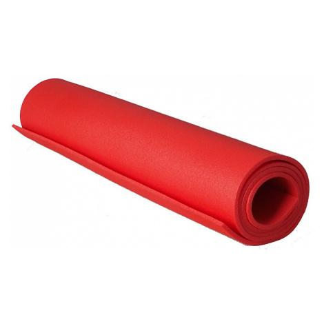 Fitness podložka - červená