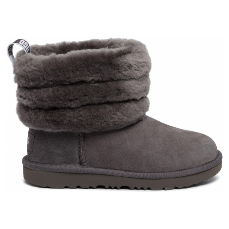 Boty UGG - T Fluff Mini Quilted 1103612K Chrc