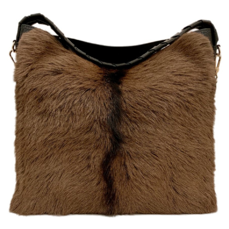 Kožešinová kabelka - FURLA