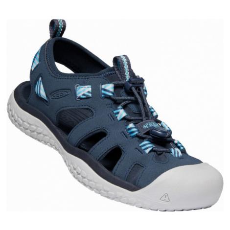 Dámské sandály Keen Solr Sandal W navy/blue mist UK