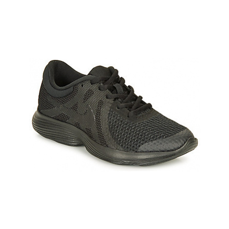 Nike REVOLUTION 4 GRADE SCHOOL Černá