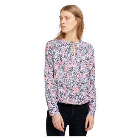 Tom Tailor dámské triko s květinovým potiskem 1023984/26283