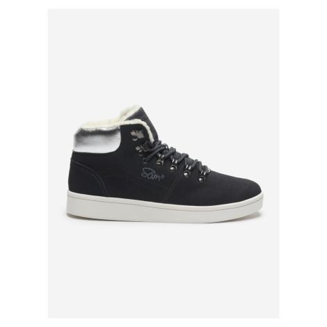Kotníková obuv Sam 73 Černá