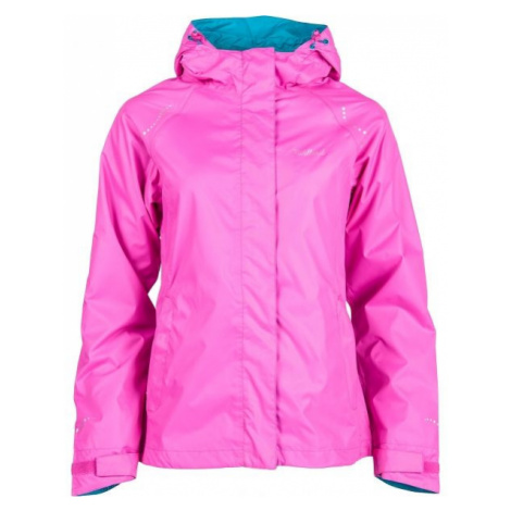 Willard VERU růžová - Dámská bunda