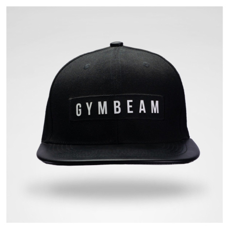 Kšiltovka Superior Snapback Black uni - GymBeam