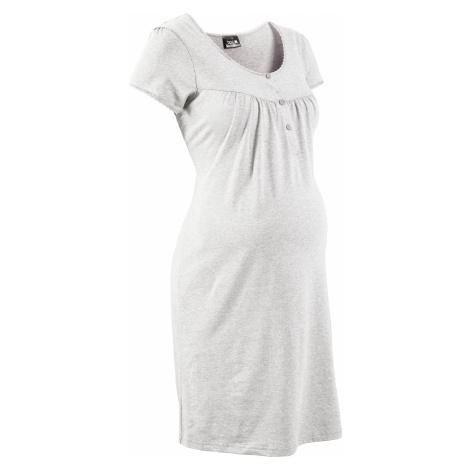 Těhotenská noční košile Bonprix