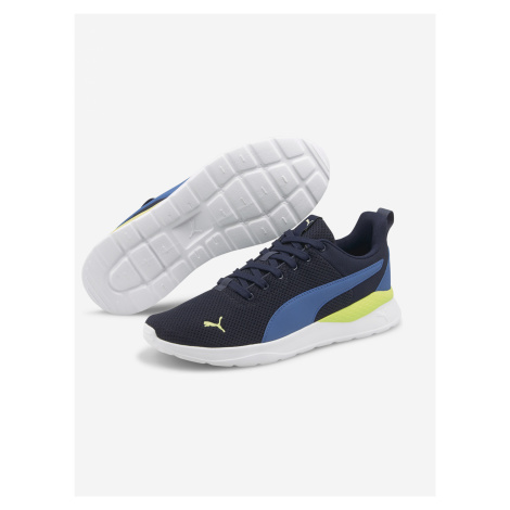 Anzarun Lite Tenisky Puma Modrá