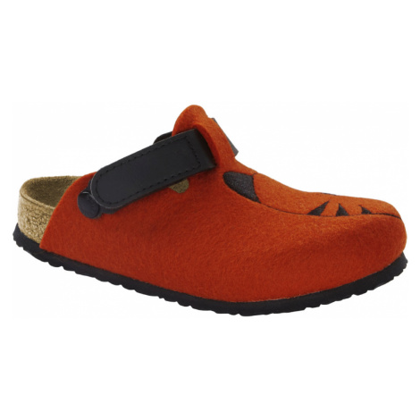 Birkenstock Zimba Kids Tiger Orange šedé 1014779