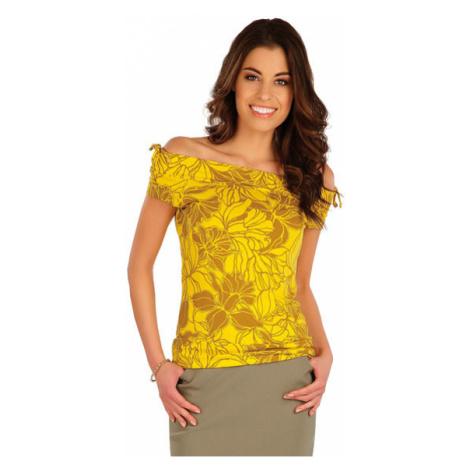 Dámské tričko s krátkým rukávem Litex 5A074 | tisk