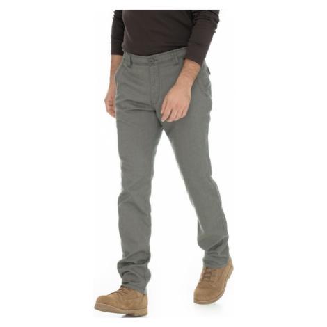 Pánské kalhoty BUSHMAN JAVIER šedé