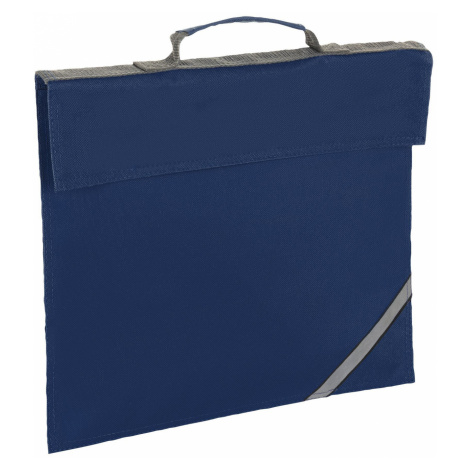 SOĽS Taška na doklady A4 OXFORD 01670319 Námořní modrá SOL'S