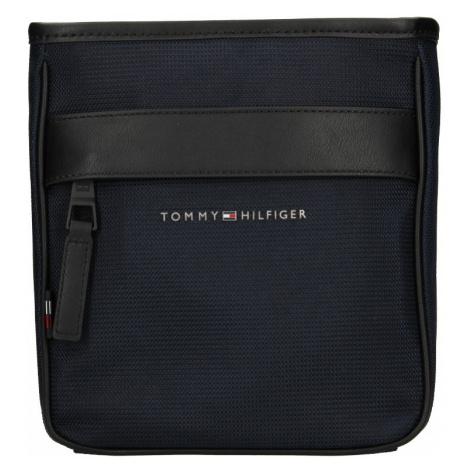 Pánská taška přes rameno Tommy Hilfiger Andrian - modrá