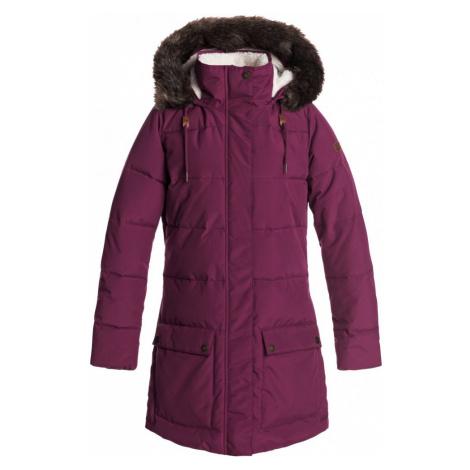 Kabát Roxy Ellie beet red