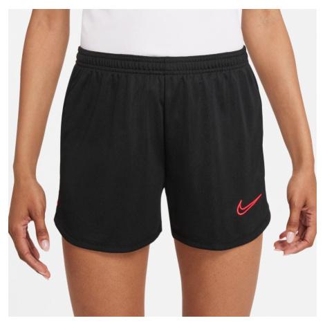 Dámské šortky Nike Dri-FIT Academy Černá / Červená