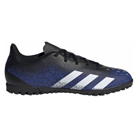Kopačky adidas Predator Freak 4 TF Černá / Modrá