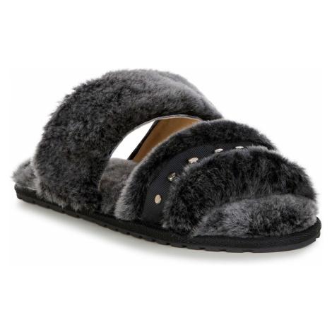 Emu Australia černé pantofle Meeks Black