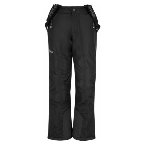 KILPI Chlapecké lyžařské kalhoty MIMAS-JB JJ0011KIBLK Černá