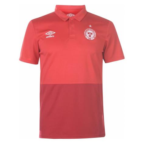 Umbro Shelbourne Polo Shirt Mens