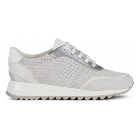 Geox D TABELYA šedá - Dámská volnočasová obuv