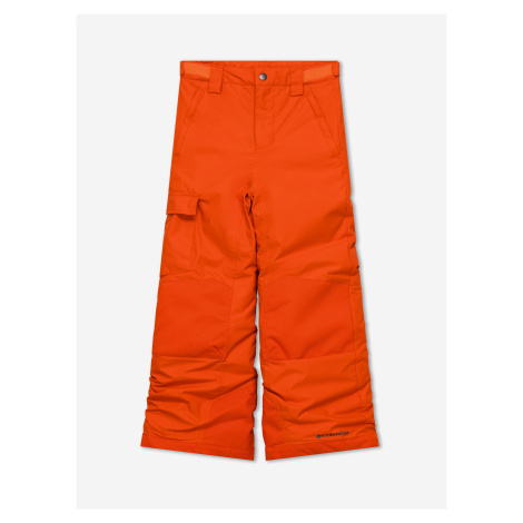 Kalhoty Columbia Bugaboo II Pant Oranžová