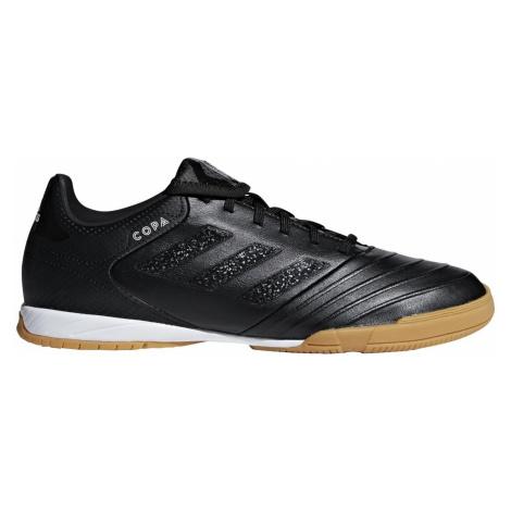 Sálovky Adidas Copa Tango 18.3 IN Černá / Bílá