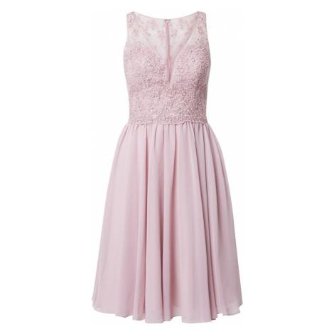 MAGIC NIGHTS Koktejlové šaty pastelová fialová