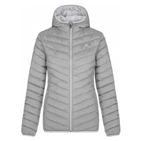 LOAP IRFELA Dámská zimní bunda CLW20127T44XT Steel Gray Melange / Gray