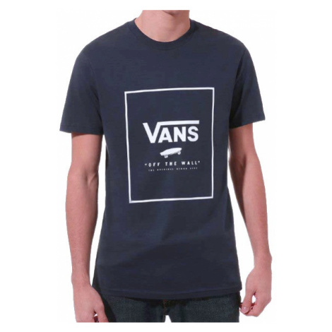 Tričko Vans Print Box dress blue